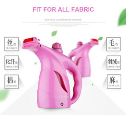 110 V Portable Garment Steamer Thermal Fuse Protection With Steam Brush