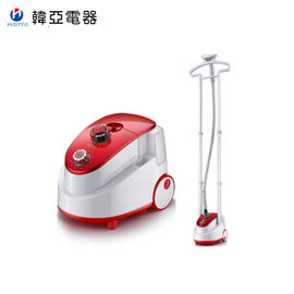 Hanging Vertical Fabric Steamer For Home Three Sections Telescopic Pole Steam Iron