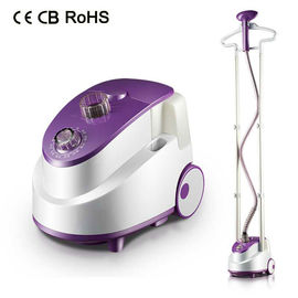 220 V Steam Machine For Clothes , HY-588 Dust Proof Upright Garment Steamer
